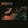 "cover for the self-titled 12"" by boden"