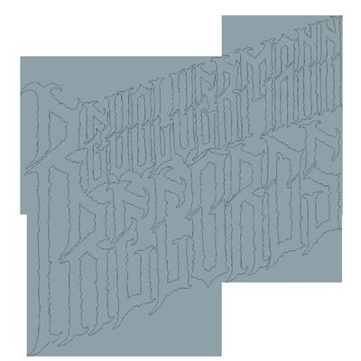 revolvermann records Retina Logo