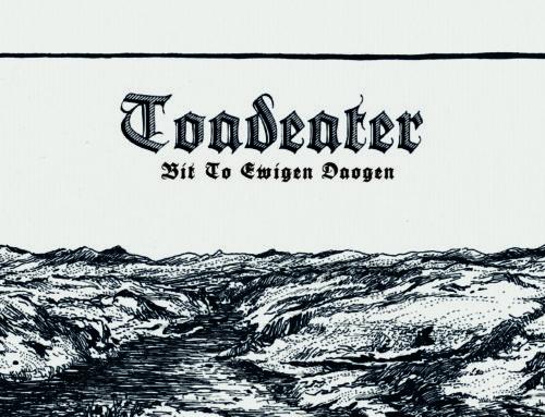 preorder & stream of the first song: Toadeater – Bit to Ewigen Daogen